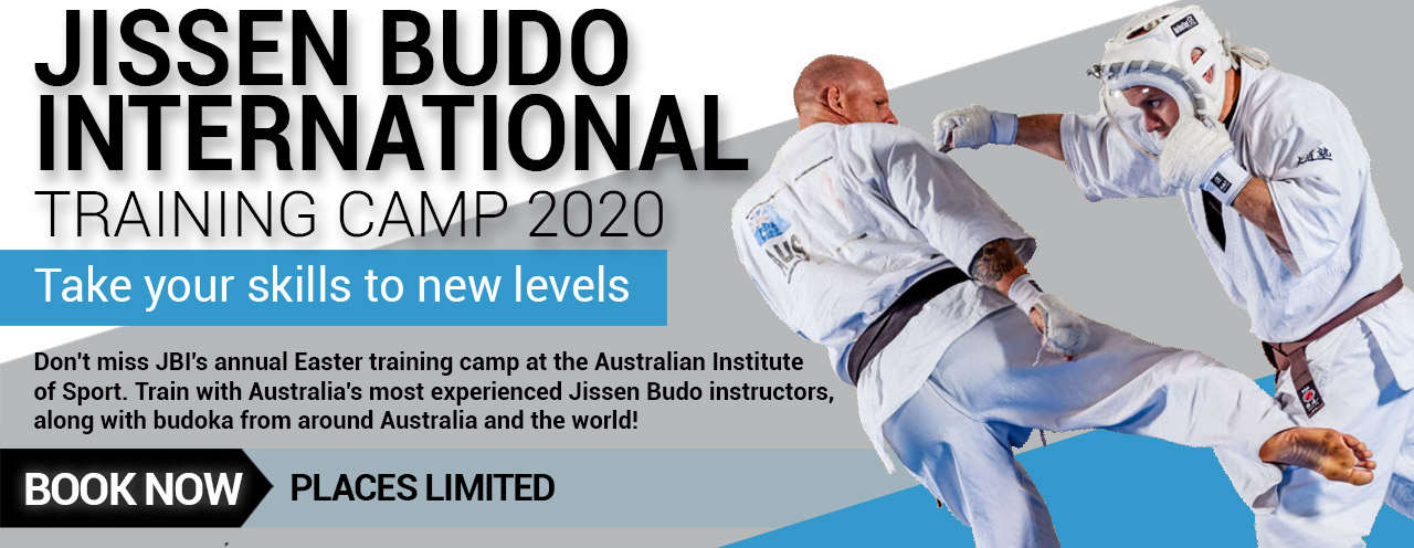 Jissen Budo International - Training Camp 2020